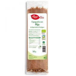 Spaghetti with millet bio - 500 g
