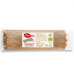 Integral rice spaghetti gluten free bio - 500 g