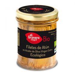 Filetes de Atún Bio - 195 g [Granero]