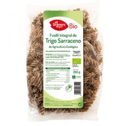 Fusilli de Trigo Sarraceno Integral Bio - 250 g [Granero]