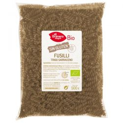 Fusilli buckwheat gluten free bio - 500 g