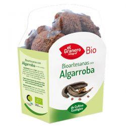 Galletas Artesanas con Algarroba Bio - 250 g [Granero]