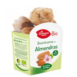 Galletas Artesanas con Almendra Bio - 250 g [Granero]