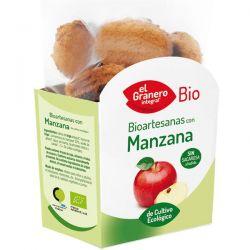 Galletas Artesanas con Manzana Bio - 250 g [Granero]
