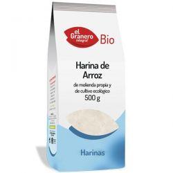 Harina de Arroz Bio - 500 g [Granero]