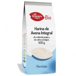 Harina de Avena Integral Bio - 500 g