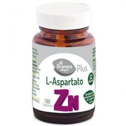 L-Aspartato de Zinc - 100 Comprimidos [Granero]