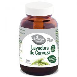 LEVADURA DE CERVEZA - 400 comprimidos