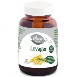 Levager (yeast and germ) - 500 comp