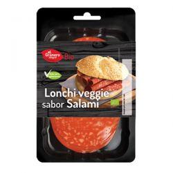 Vegetarianas slices flavor salami bio - 100 g