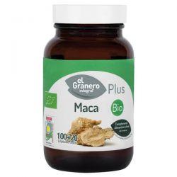 Maca bio - 120 cápsulas [Granero]