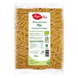 Macarrones con Mijo Bio - 500 g [Granero]