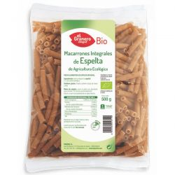 Integral spelled macaroni bio - 500 g