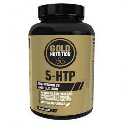 5-HTP - 60 cápsulas [Gold Nutrition]