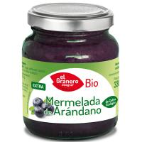 Mermelada de Arándanos Bio - 330 g [Granero]