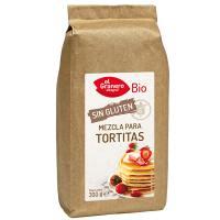Mezcla para Tortitas sin Gluten Bio - 300 g [Granero]