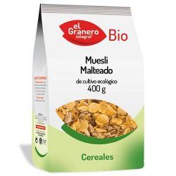 Muesli Malteado bio - 400 g [Granero]