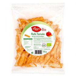 Nachos biorolls con tomate bio - 125 g [Granero]
