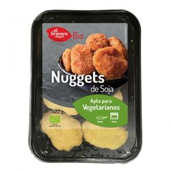 Organic vegetarian nuggets (7 × 22 g) - 154 g