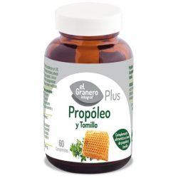 Propóleo + Tomillo - 60 Comprimidos [Granero]