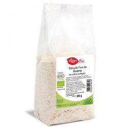 Fine oat bran bio - 500 g
