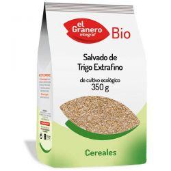 Salvado de Trigo Extrafino Bio - 350 g [Granero]