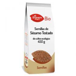 Semillas de sésamo tostado bio - 450 g