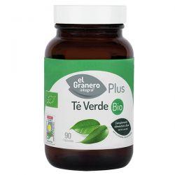 Té Verde bio - 90 cápsulas [Granero]