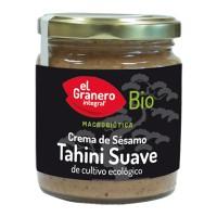 Tahini Suave (crema de sésamo) Bio - 230 g [Granero]