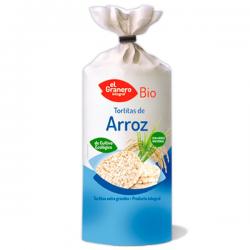 Tortitas de arroz bio - 100 g [Granero]