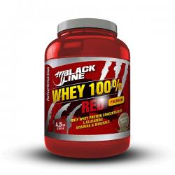 Black line - whey 100% red premium - 2.04 kg [Perfect]