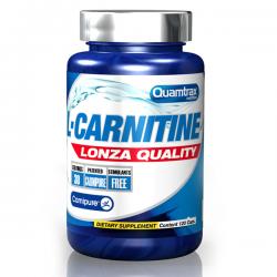 Carnitina Lonza - 120 cápsulas