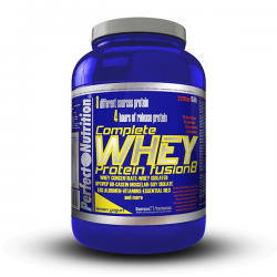 Complete whey fusion 8 - 2.23 kg [Perfect]