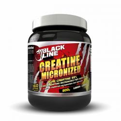 Black line - creatine micronized - 800 g [Perfect]