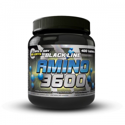 Black line amino 9600 - 400 tabs [Perfect]