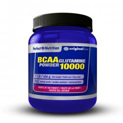 Bcaa 10000 + glutamina powder - 454 g [Perfect]