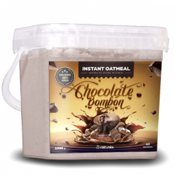 Instant oatmeal - 1900 g [Perfect]