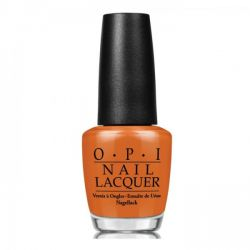 Opi Nail Lacquer Nlw59 Freedom Of Peach 15ml