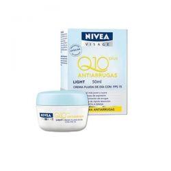 Nivea Q10 Plus Anti Arrugas Cuidado De Día Para Pieles Mixtas 50ml