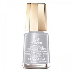 Mavala Esmalte De Uñas 38 Silver 5ml