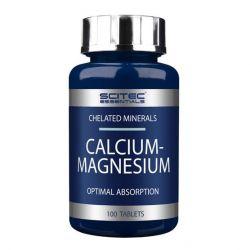 Calcio-Magnesio - 100 cápsulas