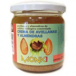 Crema de Avellanas y Almendras - 330g