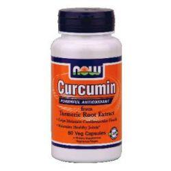 Curcumin Turmeric Root Extract 95% - 60 vcaps