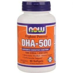 DHA 500mg - 90 caps