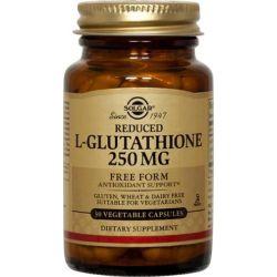Reduced L-Glutatión 250mg - 30 Vcaps