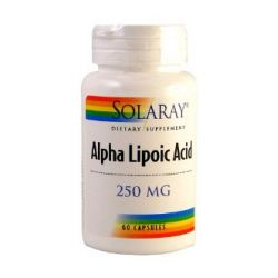 Ácido Alfa Lipoico 250mg - 60 caps