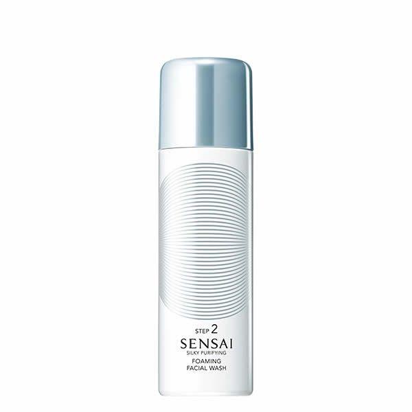 Kanebo Sensai Silky Purifying Foaming Facial Wash 150ml