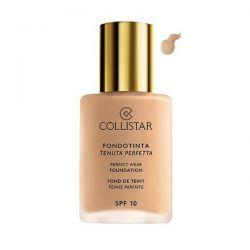 Collistar Perfect Wear Foundation Spf10 07 Caramel 30ml