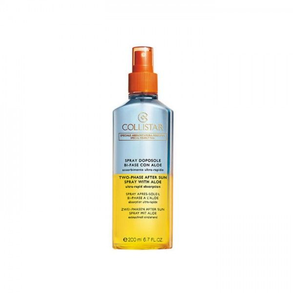 Collistar Perfect Tanning After Sun Two Phase Aloe 200ml