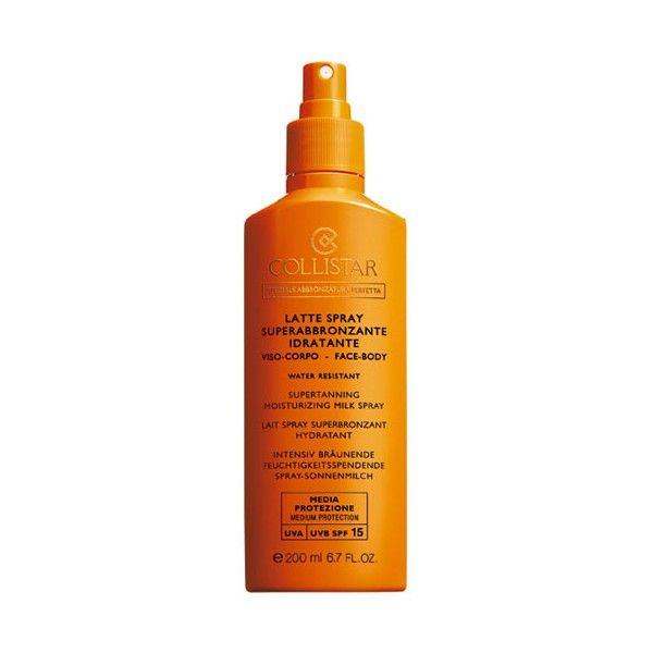 Collistar Perfect Tanning Milk Spray Spf15 200ml
